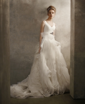 White By Vera Wang Fall 2011 Wedding Dress Wedding Dress | Personal