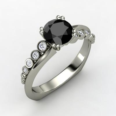 isabellaengagementringmodernblackdiamond