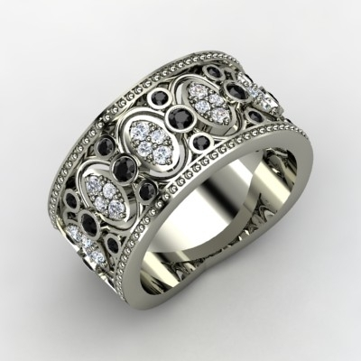 ornate-wedding-band-diamonds-black-gemstones-white-gold-renaissance