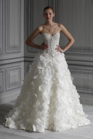 Monique Lhuillier Wedding Dress Style Orchid