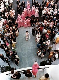 Lady Bird Johnson Wedding