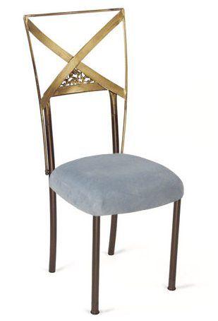 Extraordinaire wedding reception chair