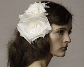 Jennifer Behr bridal headdress