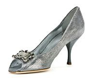 Coco bridal shoes by Mary Norton
