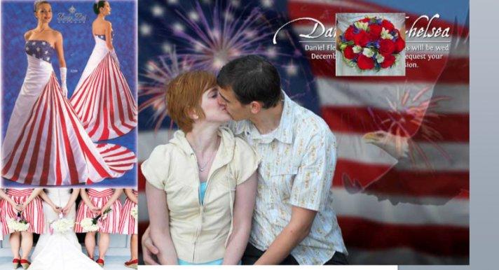 Patriotic Wedding Ideas