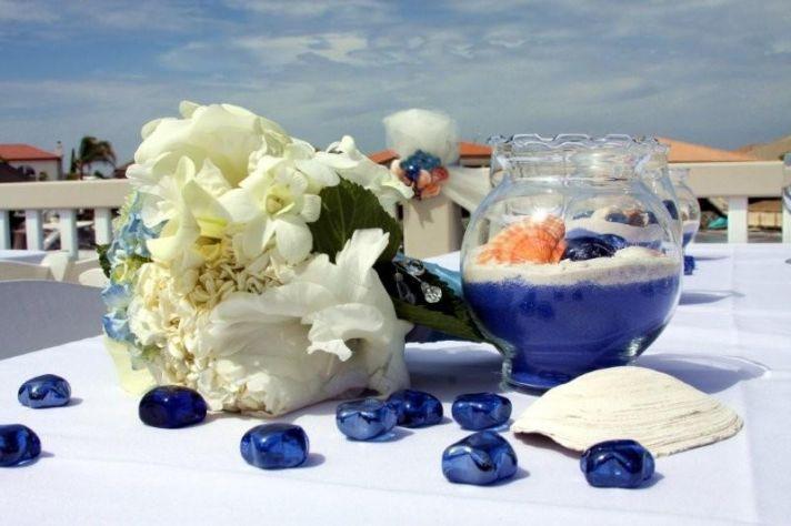Featured Wedding: A Backyard Wedding