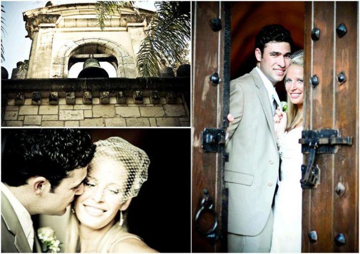 Romantic wedding reception venue- The Ancient Spanish Monestary in Miami, FL