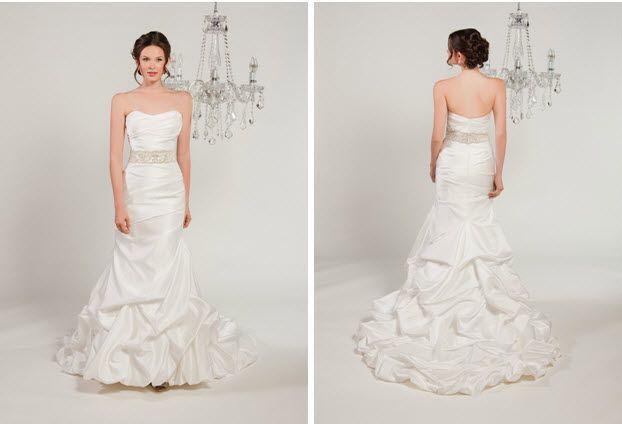 Avant Mariee Wedding Dress Style 9116 (Nila)