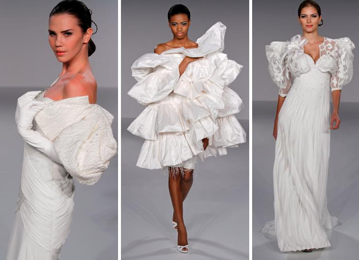 Avant Garde Wedding Dress at Exclusive Wedding Decoration and ...