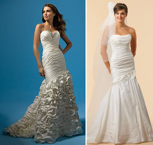 Khloe Kardashian Wedding Gown: 2009 Celebrity Weddings: Celebs Wore Vera, Get The Look