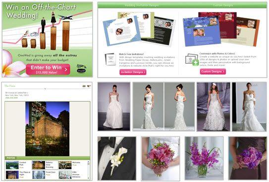 New Wedding Planning tools—wedding giveaway, wedding flowers, wedding dresses, wedding venues, wedd