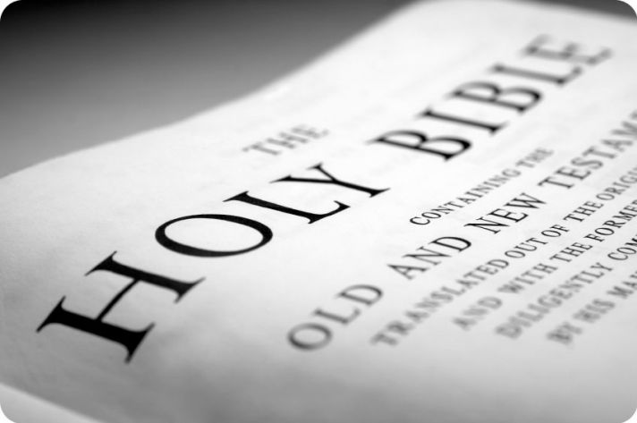For a couple getting married, the bible can be a source of strife or hope.