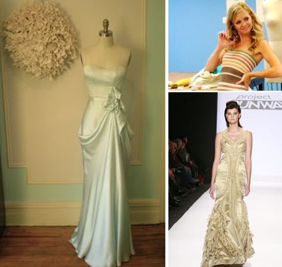 Project Runway runner up, Carol Hannah, launches The Wedding Collection