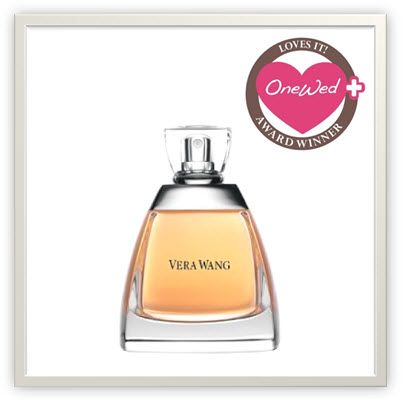 OneWed loves Vera Wang's intimate floral Signature eau de parfum