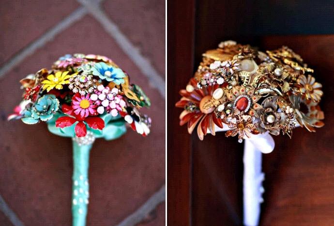 vintage-inspired-bridal-brooch-bouquets-fantasy-florals