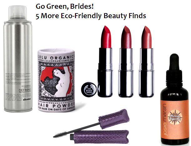 Go green with these must-have beauty and makeup products that are kind to our environment!
