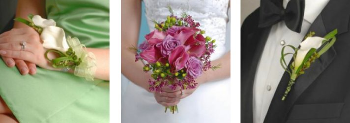 mens wedding flowers