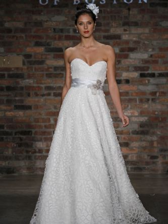 Blog posts tagged priscilla of boston onewed for Discount wedding dresses boston