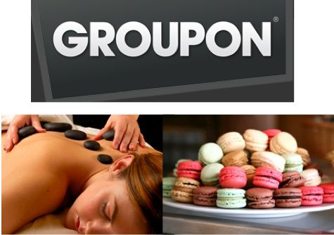 Groupon offers great deals for your wedding and your life.