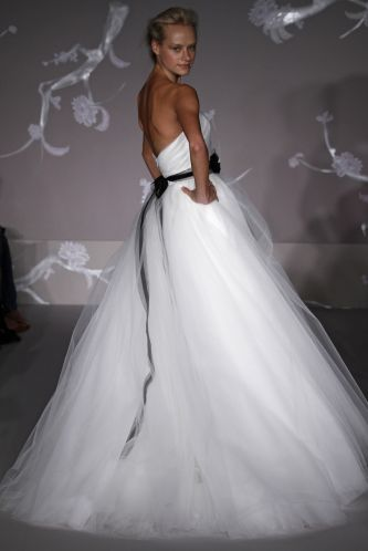 Spring 2011 Wedding Dresses from Jim Hjelm Blush