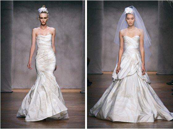 Monique Lhuillier Fall 2011 Wedding Dresses Flora Primrose