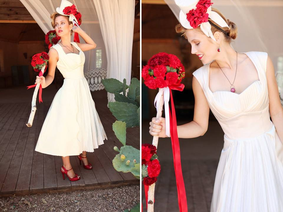 retro wedding dresses on Custom Wedding Dresses On Etsy  Romantic  Retro  Modern And More
