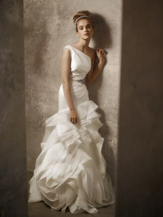 Shoulder White Dress on All Blog Blog Posts Tagged  Vera Wang Wedding Dresses