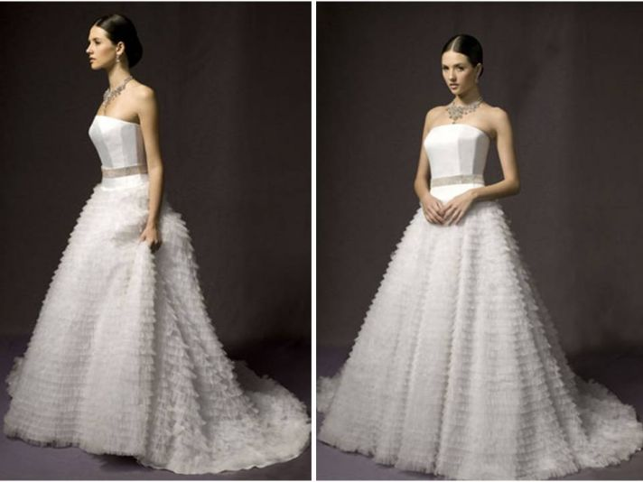 Super new 2011 wedding dresses you may have missed onewed for Vintage wedding dresses nyc