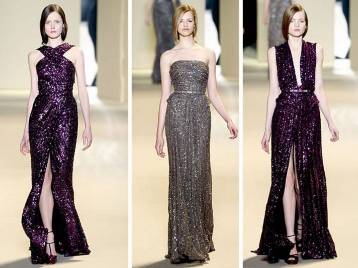 Dazzling 2011 Elie Saab gowns- sequin-adorned head-to-toe