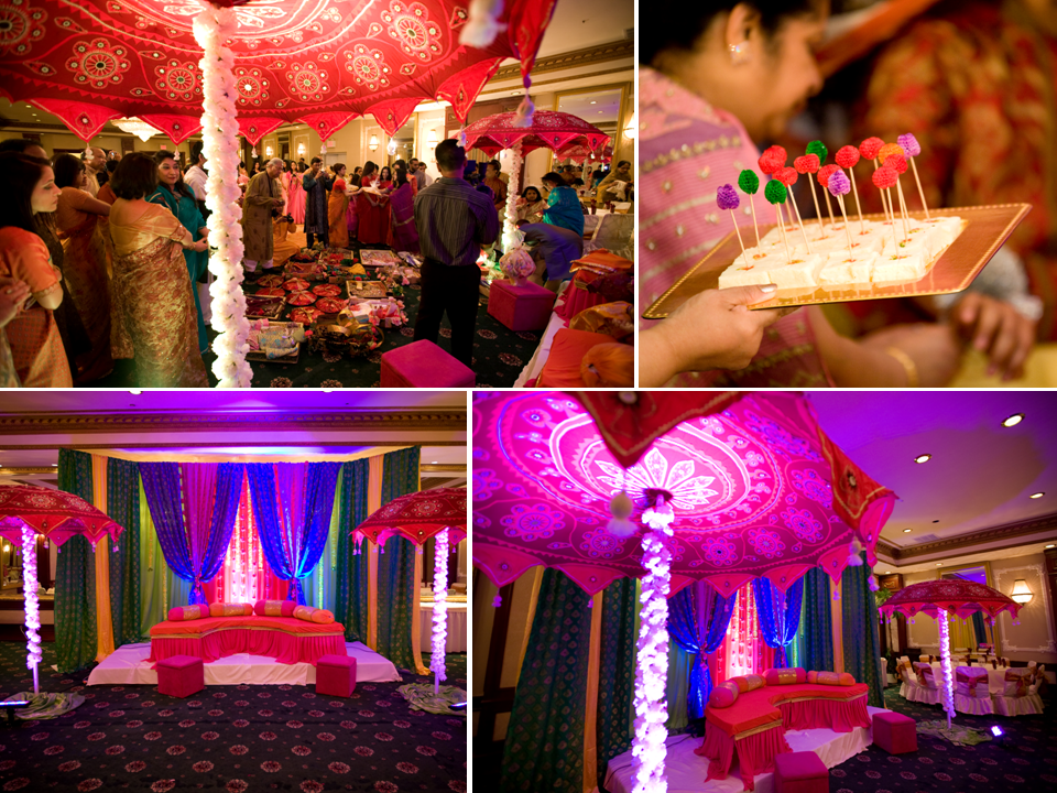Colorful Indian wedding in New York prewedding festivities