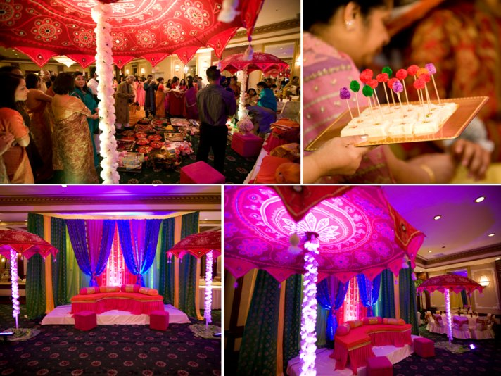 Colorful Indian wedding in New York- pre-wedding festivities