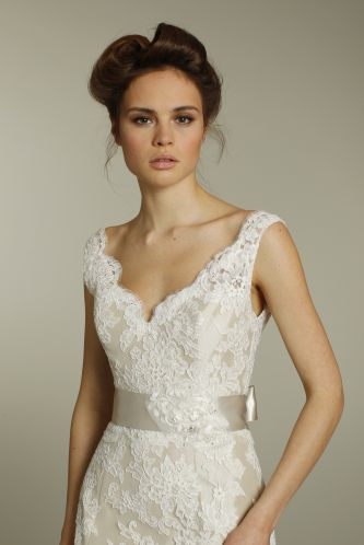Fall 2011 wedding dresses by JLM Couture designer Alvina Valenta are here