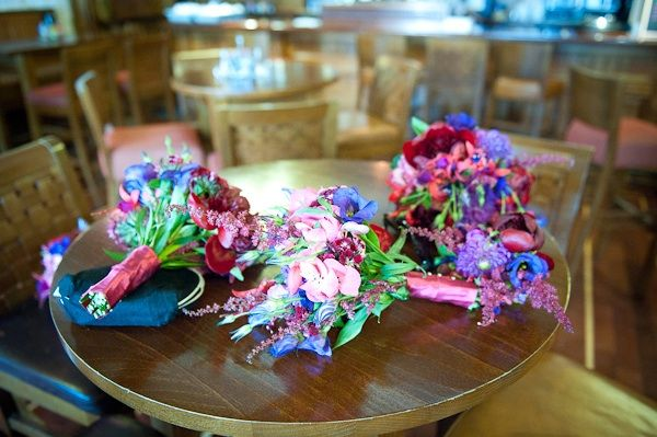 Irish Wedding Flowers Vibrant Wedding Flowers And