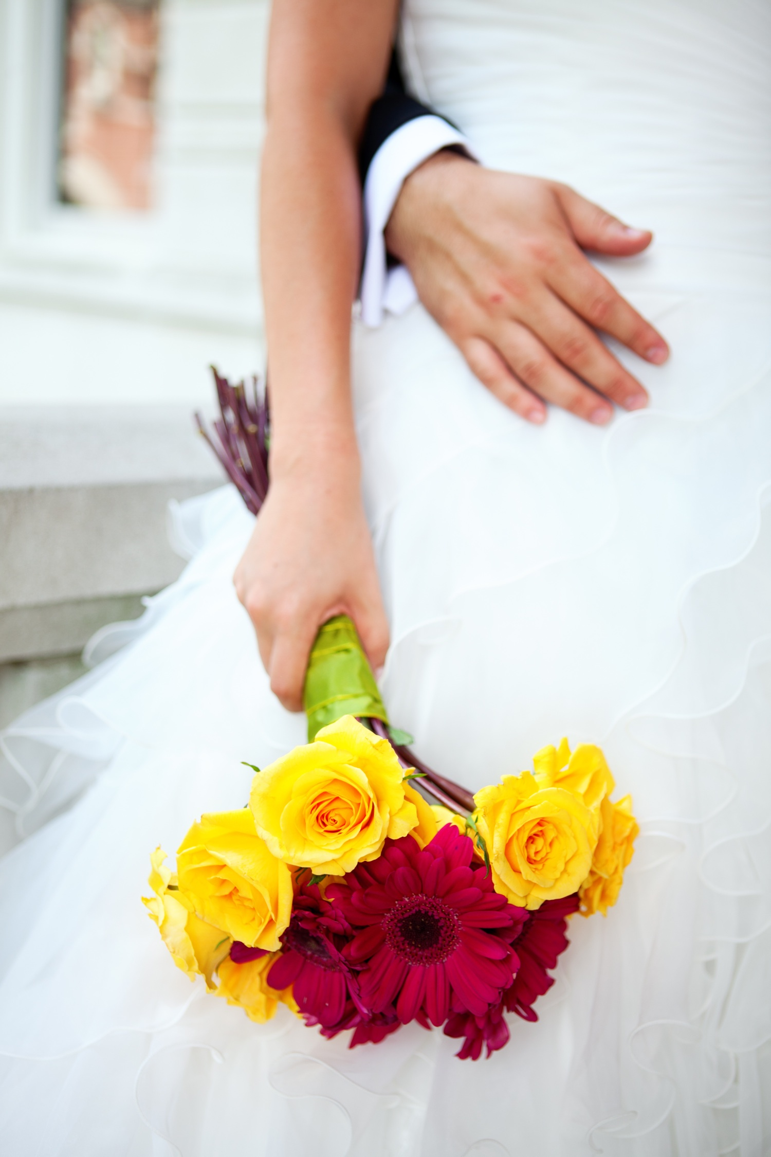 Red Gerbera Wedding Bouquets : Red gerbera daisy bouquet images