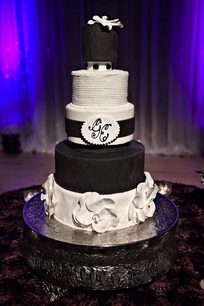 black and white wedding cake pictures floid s 39s calla chocolate and 11846