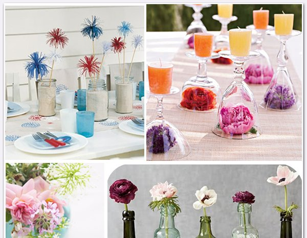 DIY-wedding-centerpieces-colorful-wedding-flowers
