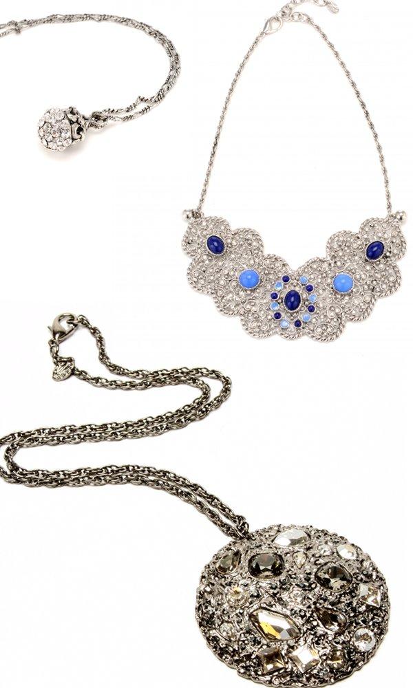 something blue bridal necklace, wedding jewelry
