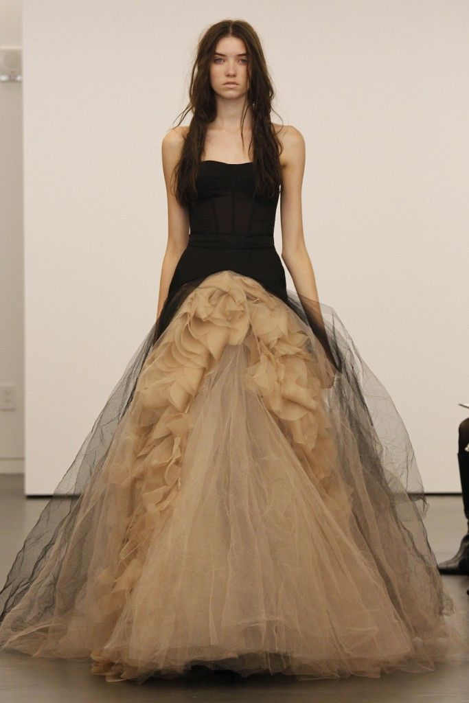 Vera Wang wedding dresses, Fall 2012- 3