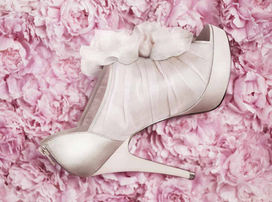 Vera Wang Discount Wedding Shoes