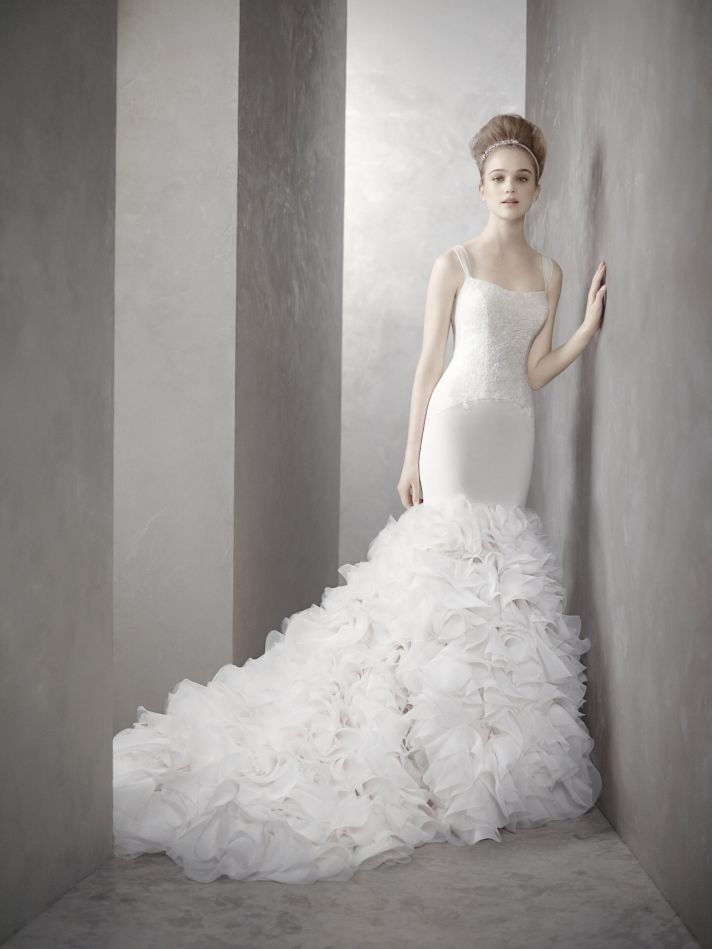 Sneak Peek At Spring 2012 White By Vera Wang Wedding Dresses