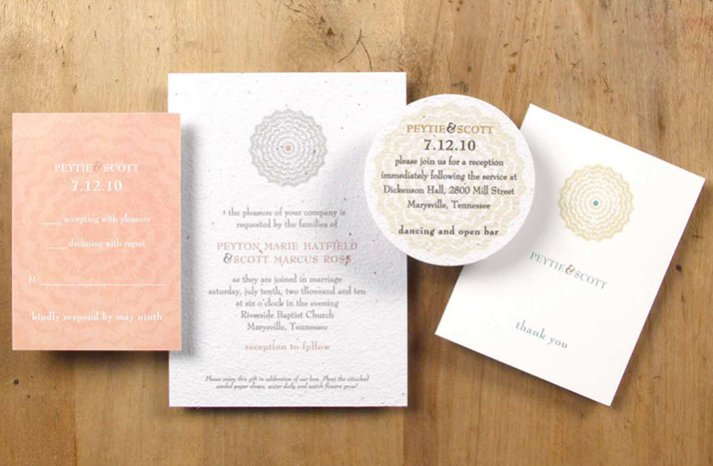 Eco-friendly-wedding-stationery