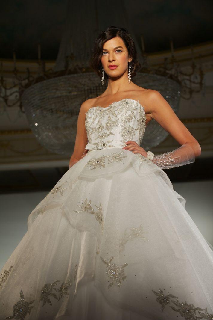 2012 wedding dress trends- peplums