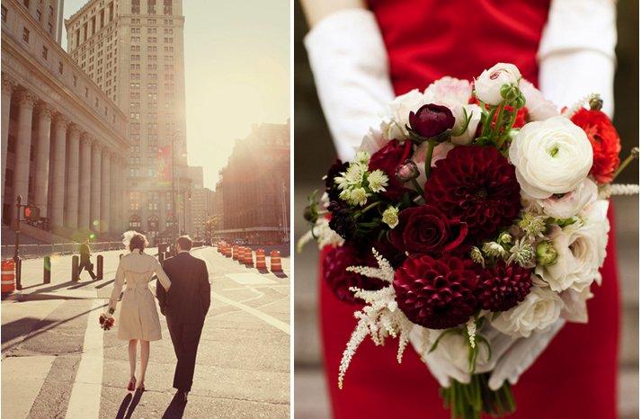 Dar-bridal-bouquet-red-ivory
