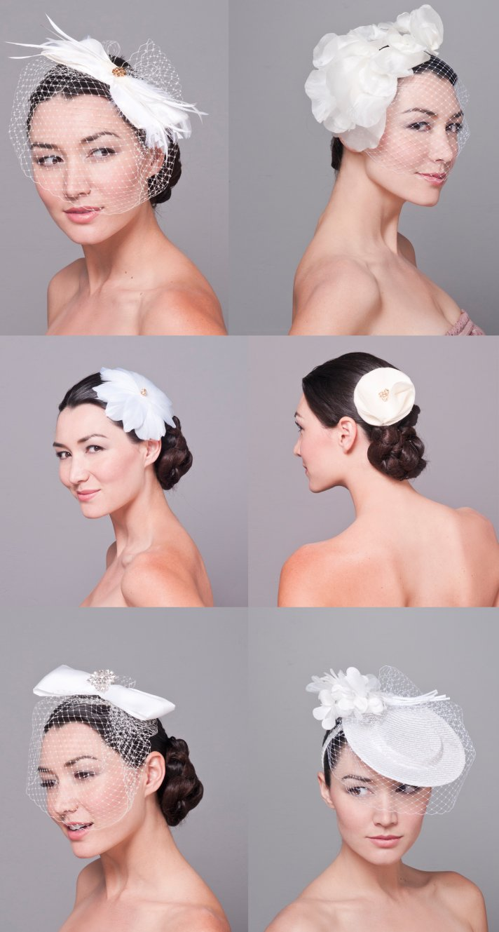 Royal Wedding Accessories Trends- Haute couture wedding hats