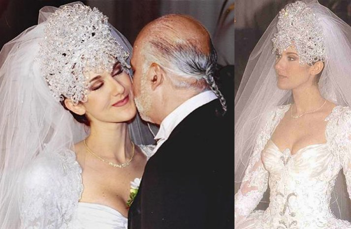 Headdress-bride-celine-dion-weddings