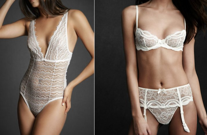 bhldn lace wedding lingerie 2