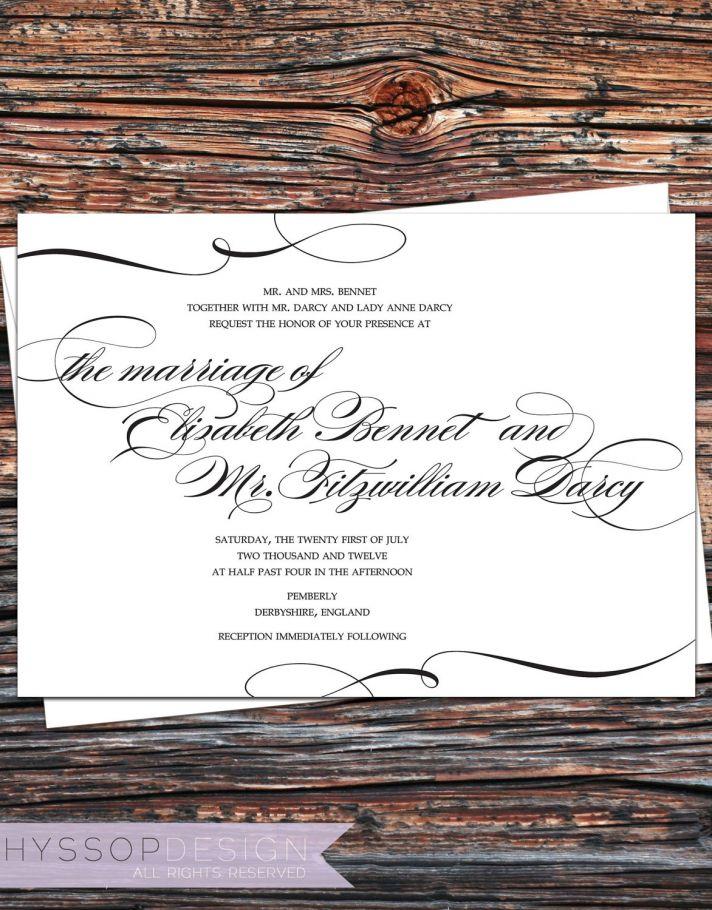 splurge vs save wedding invitations