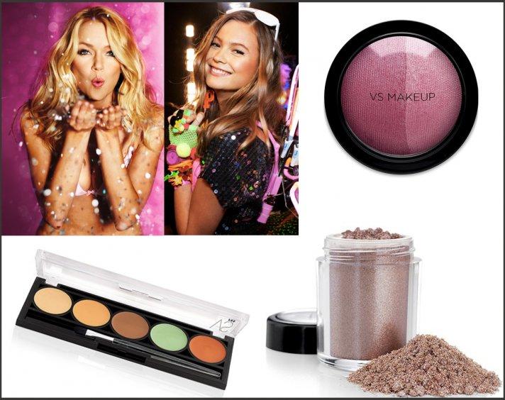 victoria secret runway wedding makeup ideas inspiration DIY