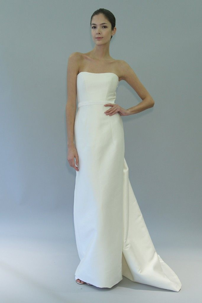 carolina herrera wedding dress fall 2012 bridal gowns 7