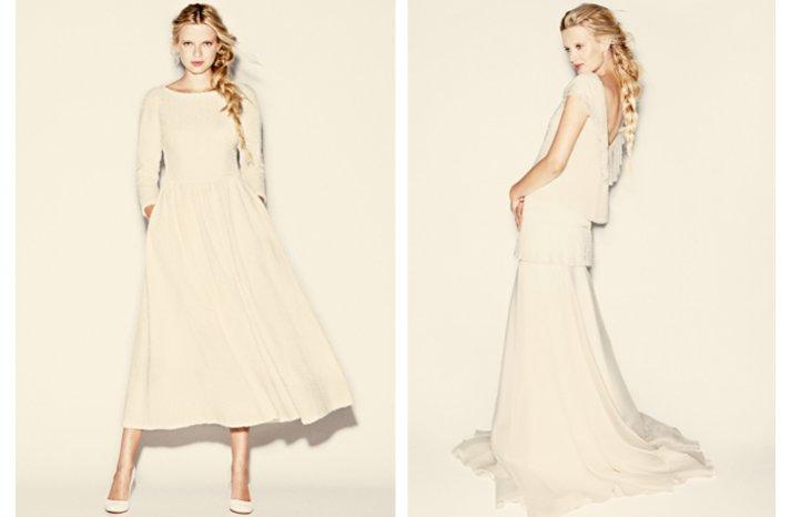 delphine manifet 2012 wedding dresses boho bridal gown 8
